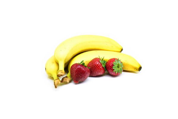 Fraise – banane