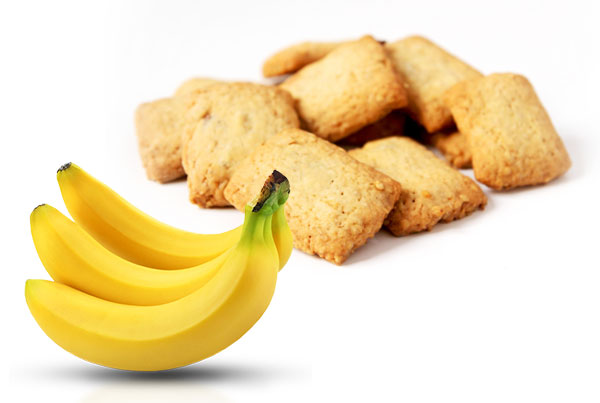 Biscuit banane