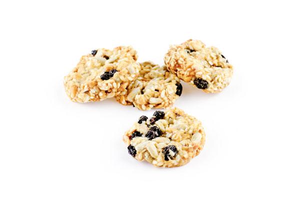 Biscuit muesli