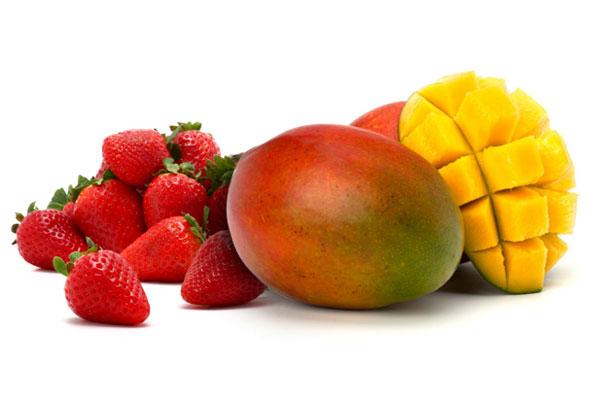 Fraise – Mangue
