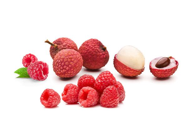 Litchi-Raspberry