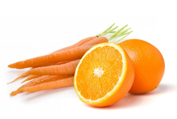 Orange – Carotte