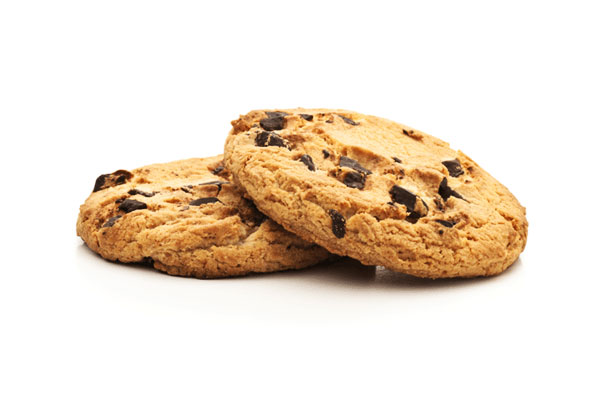 Toasted cookies