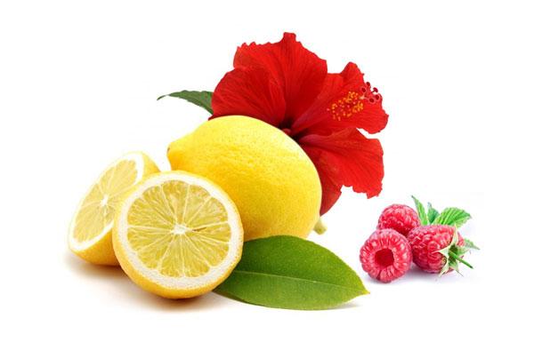 Lemon-Hibiscus-Raspberry
