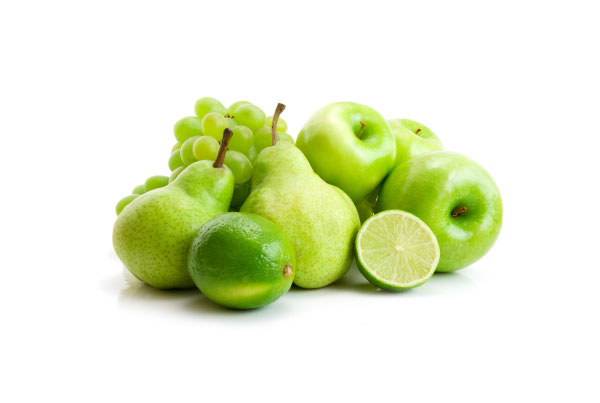 Fruits verts