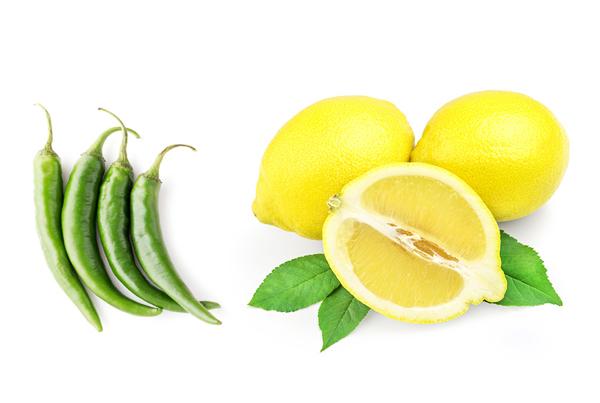 Chile & Lemon