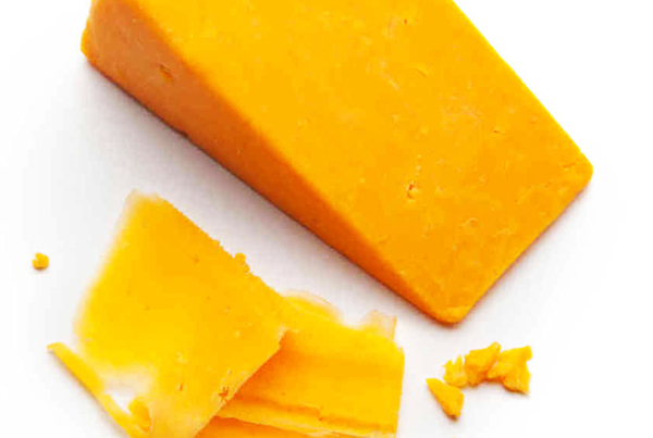 Fromage cheddar