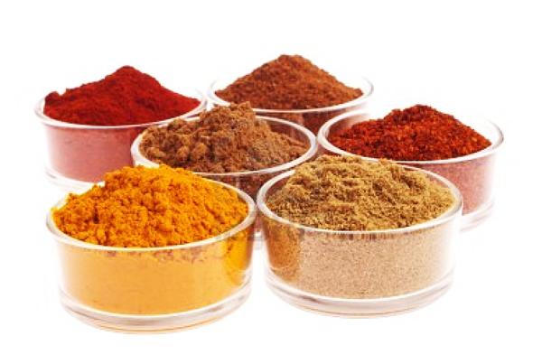 Hot spicy powder