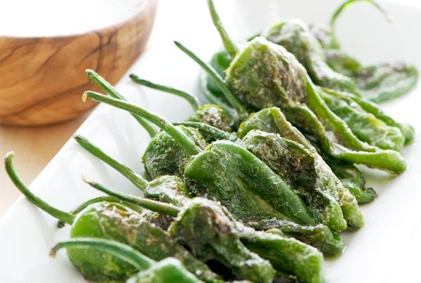 Fried pepper