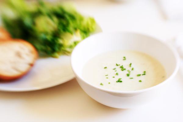 Onion creamy