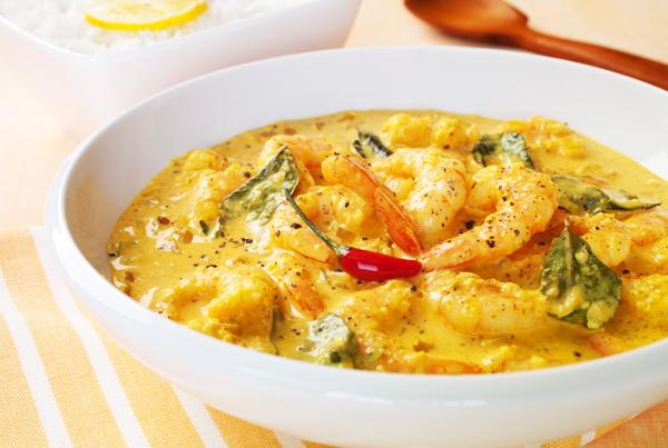 Curry Yoghurt Sauce