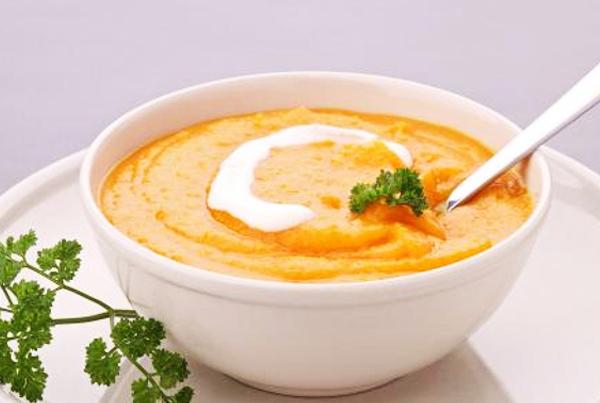Douceur de légumes & pointe de fromage