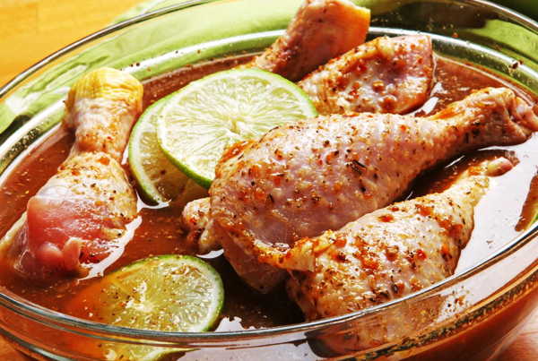 Marinade mexicaine