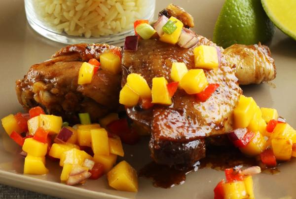 Chili Mango Marinade