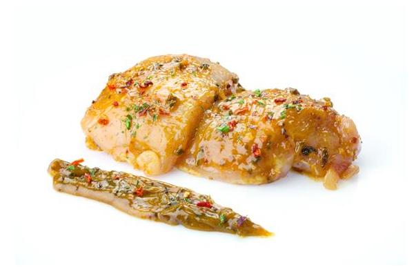 Mediterranean Curry Marinade