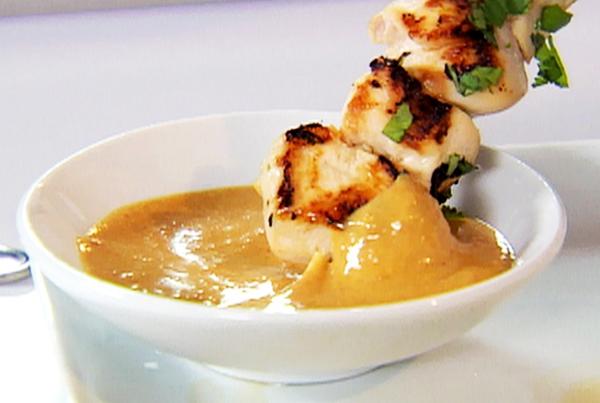 Curry yogurt sauce
