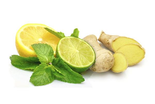 Lemon – Ginger – Mint
