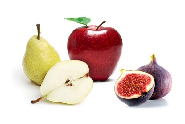 Apple – Pear – Fig