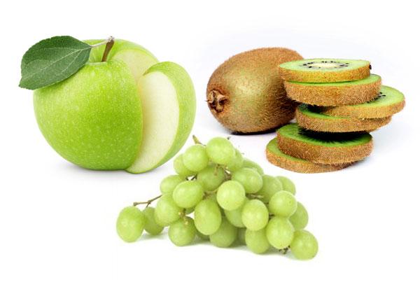 Apple – Kiwi – Green grape